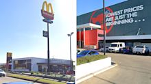 McDonald's drive thru among dozens of new exposure sites