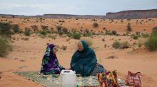 Dick ist schick: In Mauretanien werden junge Mädchen für die Ehe fett gemacht