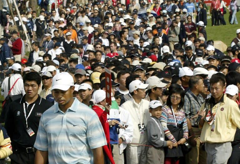 'Arrogant prick': Former coach's backhanded Tiger Woods compliment
