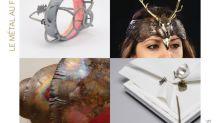 New exhibition at Beaverbrook Art Gallery showcases women metalsmiths