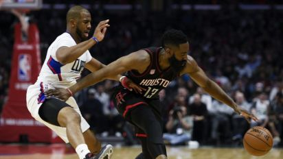 CP3 sends shockwaves through the West