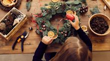 Make your own wreath this festive season with this easy-to-use kit