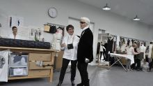 New Netflix Docuseries Chronicles Chanel's Spring Haute Couture Show