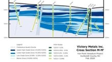 Victory Metals Identifies Larger and Higher-grade Vanadium Zone at Iron Point - Plans Maiden Resource Estimate