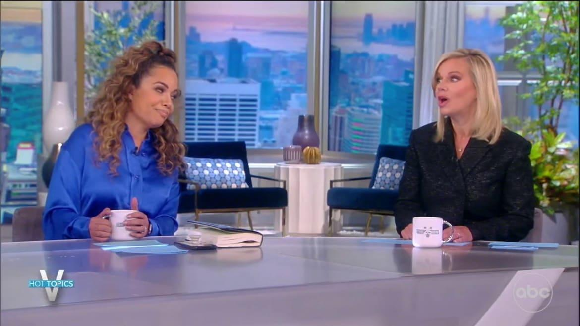 Sunny Hostin Clashes With Gretchen Carlson on 'The View': You Sound 'Very Republican'