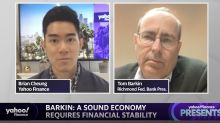 Richmond Fed President Thomas Barkin speaks with Yahoo Finance [Transcript]