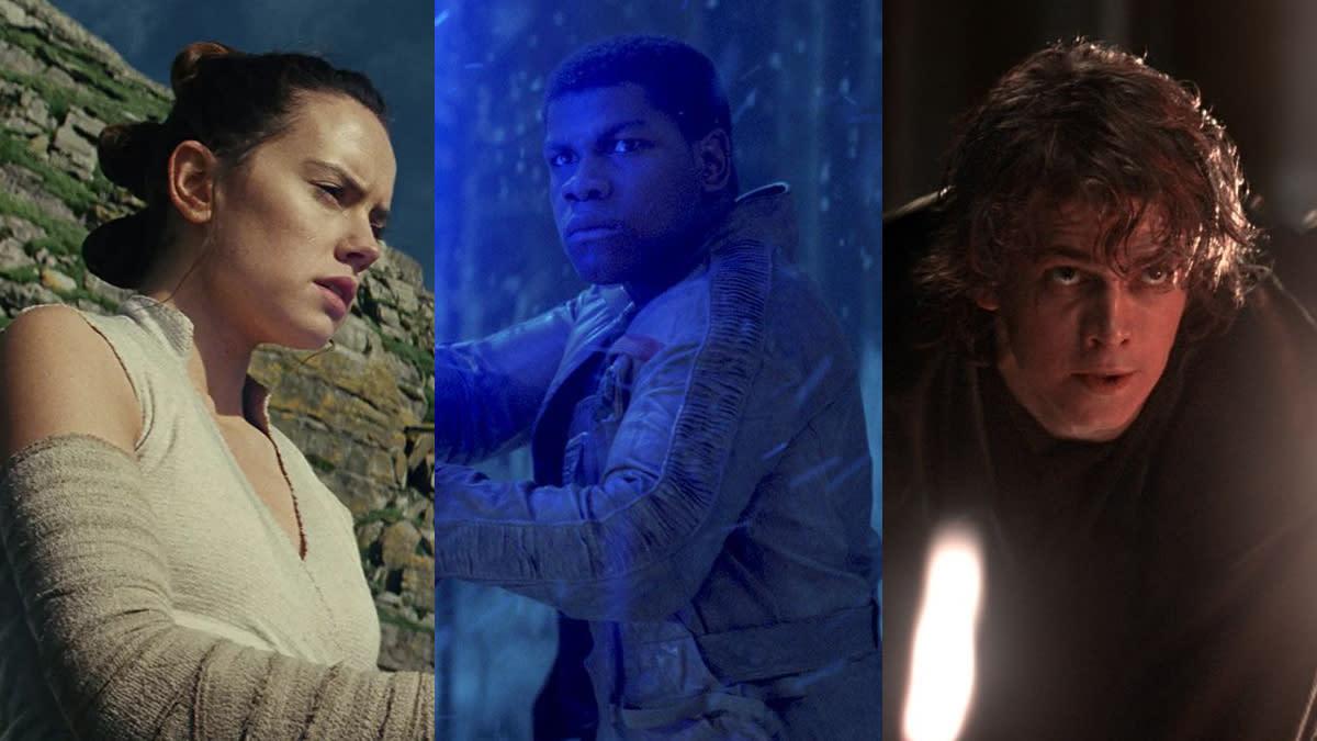 Star Wars Actor John Boyega Claims Anakin Is A Better Jedi Than Rey