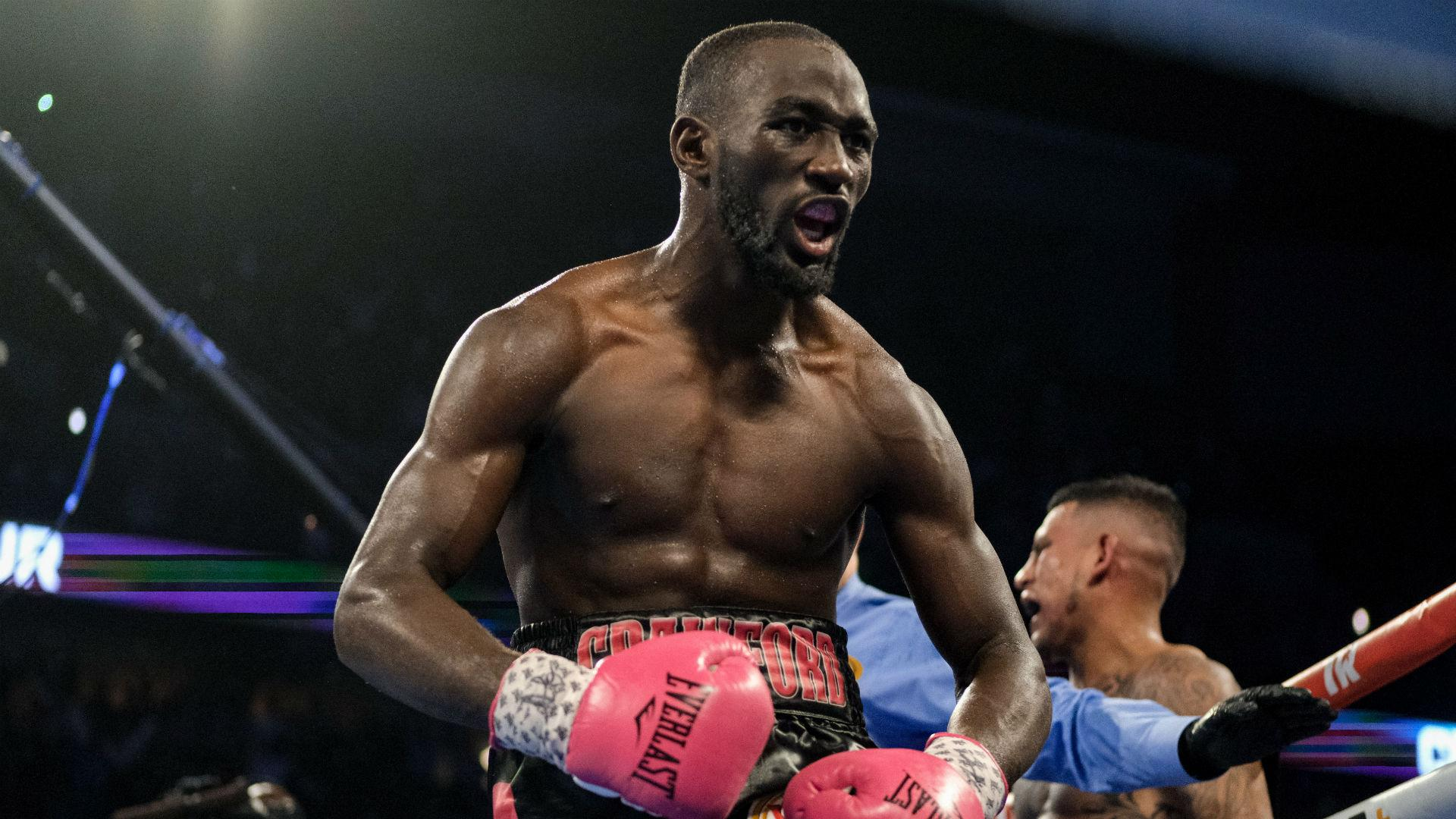 Coronavirus: Terence Crawford bizarrely suggests pandemic is a conspiracy