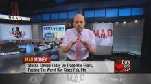 Cramer pits Home Depot against Lowe's and picks the bette...