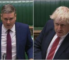 Keir Starmer labels Boris Johnson 'tin eared' during PMQs as PM dodges questions on exams algorithm