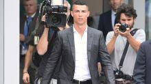 Cristiano ya posa en sus redes con los colores de la Juventus