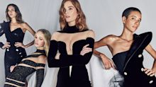 Balmain's Olivier Rousteing Launches 44 François Premier, a Capsule Collection of Red Carpet–Worthy Gowns
