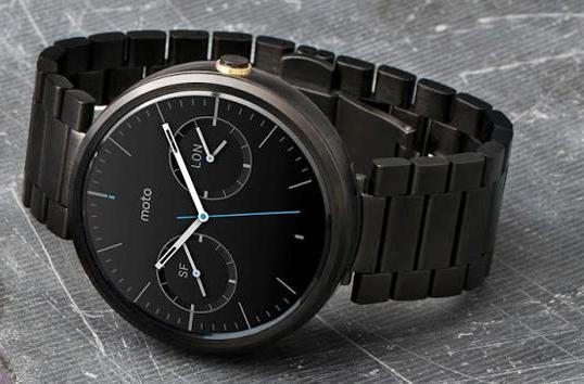Now Moto 360 owners can buy new bands at will