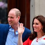 Prince William May Have Teased the New Baby's Name