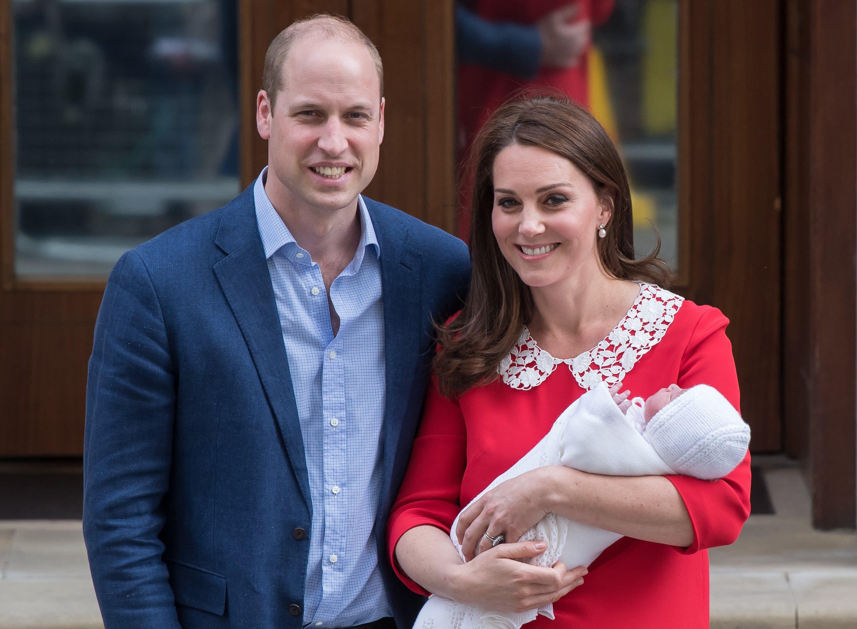 Drittes Kind Kate Und William
