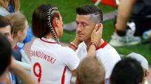 Robert Lewandowski: Seine Anna tröstet ihn nach WM-Pleite
