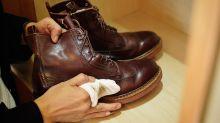 Durch Regen, Schnee und Matsch: Die richtige Schuhpflege für Herbst und Winter