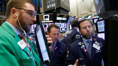 Strong earnings send stocks higher