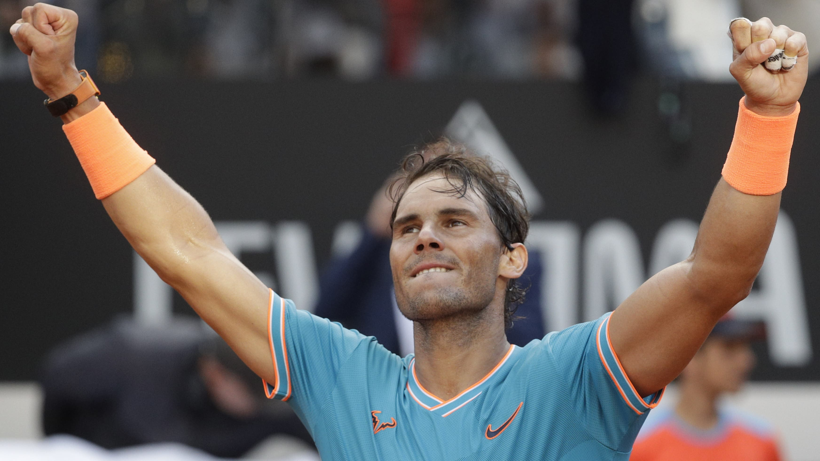 New Look For Roland Garros But Nadal Is The Familiar Favourite