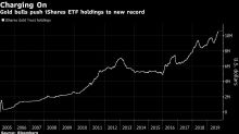 BlackRock Gold ETF Assets Jump to Record in Bet on Metal's Rally