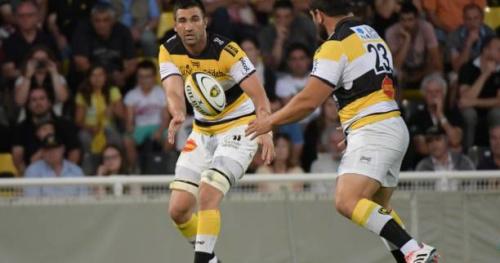 Rugby - Top 14 - LR - Romain Sazy (La Rochelle) : «On est passé pour des cons» face à Montpellier