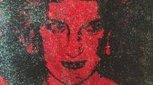 This Princess Diana Portrait Was Created With HIV-Positive Blood