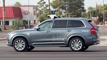 A self-driving Uber car hit and killed a woman in the first known autonomous-vehicle death