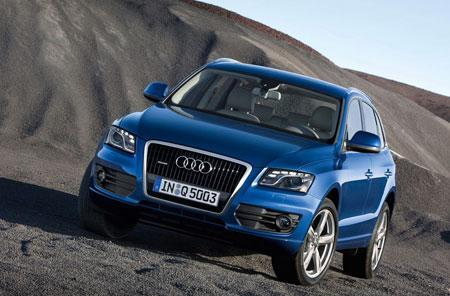 Audi Q5 to boast NVIDIA-powered interface, gadgets aplenty