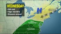 Marty Bass Has Your Wednesday Morning Forecast