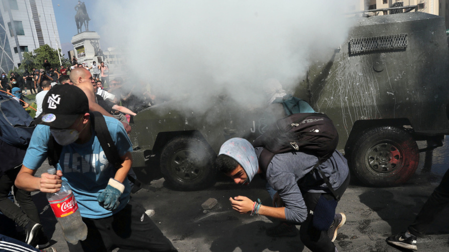 Chile extends state of emergency, death toll hits 7
