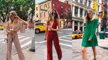 連身裝只能一成不變?從紐約博主 Viktoria Dahlberg 的穿搭找靈感!
