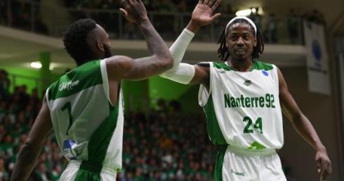 Basket - Pro A - Nanterre a tout renversé à Strasbourg