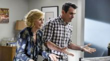 Ty Burrell describes the moving final moments of filming 'Modern Family': 'It was wet, because we were all crying so much'