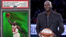 Una figurina di Michael Jordan è stata venduta su eBay al costo di 308mila €