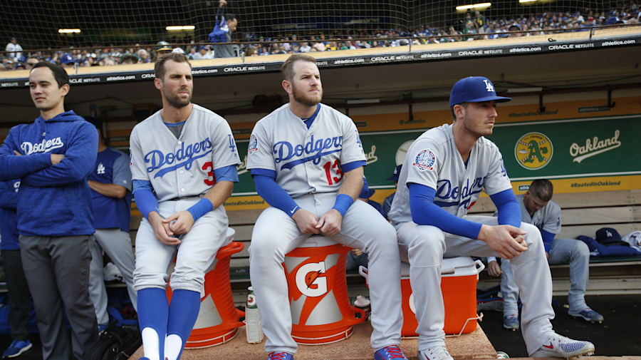 Dodgers lead MLB into age of positional flexibility
