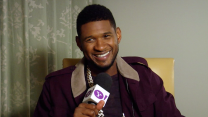 Usher Talks Samsung Smart TV Short Film