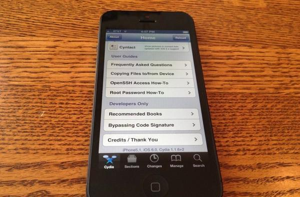 Evasi0n untethered jailbreak for iOS 6 arrives to free your iPhone 5 and iPad mini