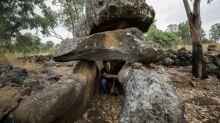 No Golã sírio, dólmens revelam civilização desconhecida