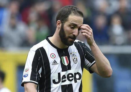 Football Soccer - Sampdoria v Juventus - Italian Serie A