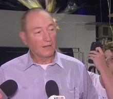Australian premier sides with egger against egged senator