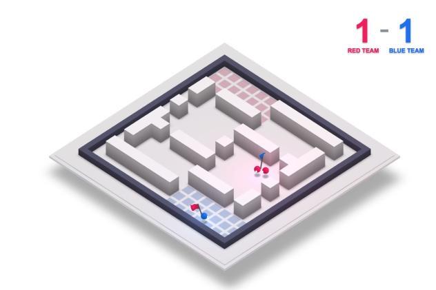 DeepMind AI's new trick is playing 'Quake III Arena' like a human