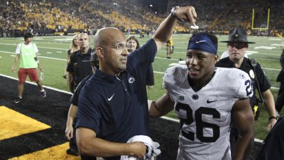 Barkley and PSU get their signature moment