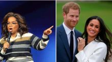 Oprah Winfrey backs Meghan Markle and Prince Harry's move to Canada '1,000%'