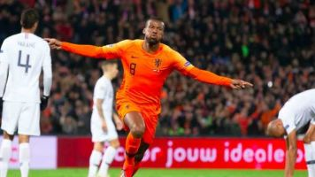 Les notes des Pays-Bas contre la France