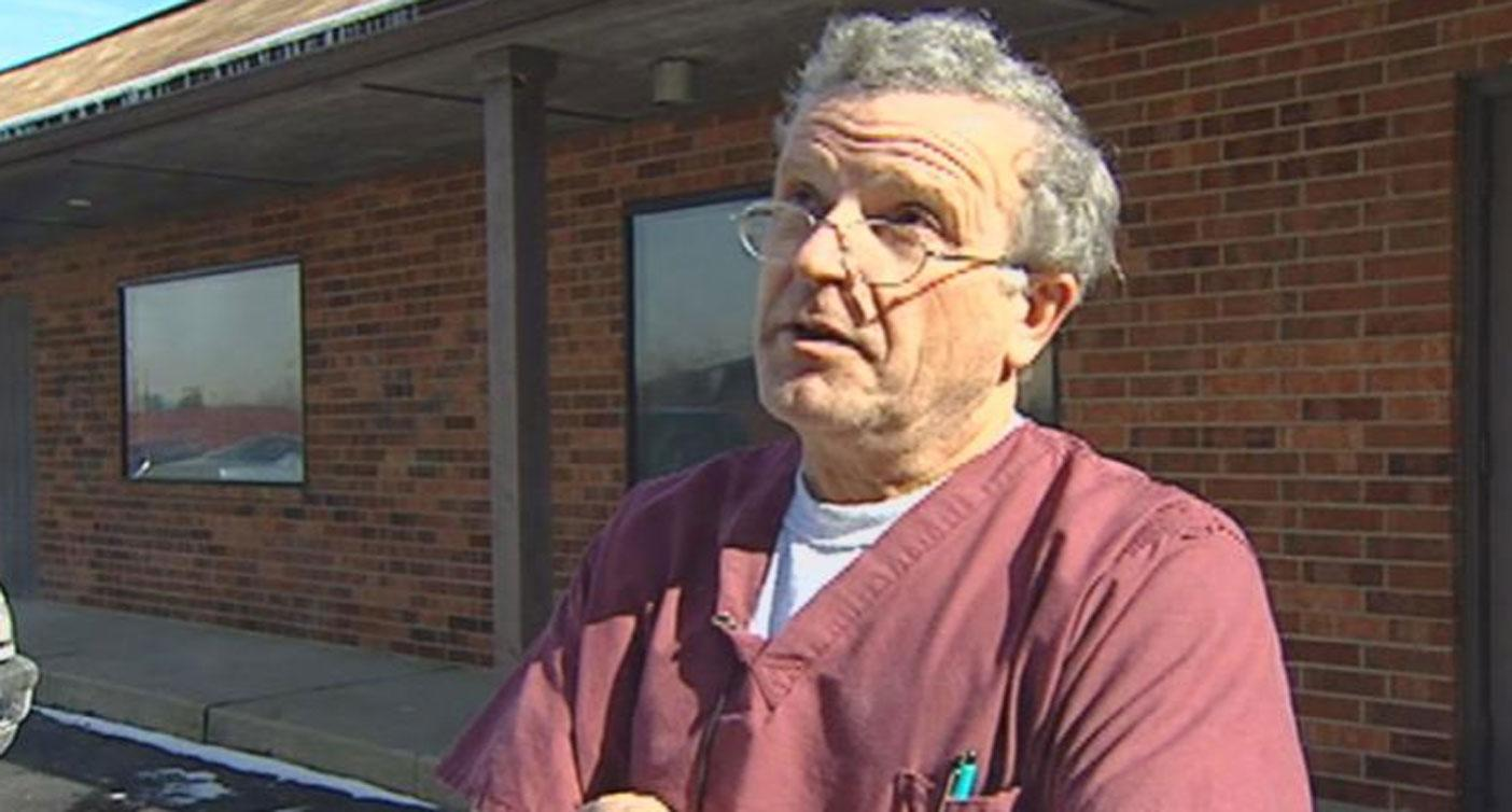 Foetal remains discovered in former abortion doctor's home