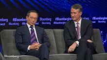 Co-CEOs Youngkin, Lee on Carlyle's Future