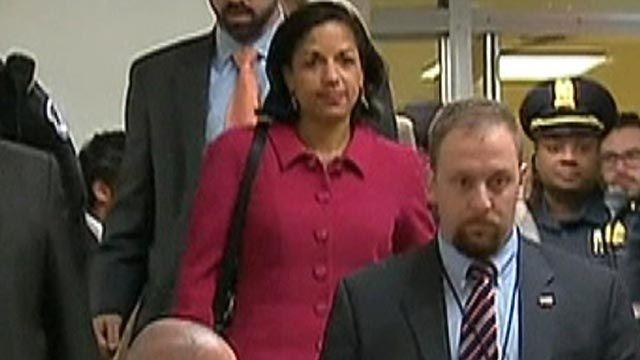 Who gave Benghazi talking points to Amb. Rice?