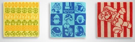 Club Nintendo offers Dragon Quest IX screensaver, Mario towels
