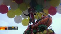 N.C. man who tried to cross Atlantic with balloons ends journey