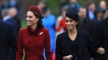 Kensington Palace forced to act over online abuse of Meghan and Kate